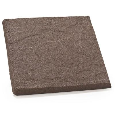null 15 in. x 15 in. Flagstone Slate-DISCONTINUED