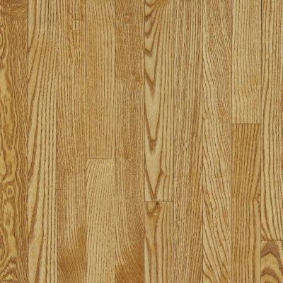Plano Oak Marsh 3/4 in. Thick x 3-1/4 in. Wide x Random Length Solid Hardwood Flooring (22 sq. ft. / case) Product Photo
