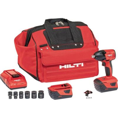 Hilti SIW 18-Volt Lithium-Ion 1/2 in. Cordless Impact Wrench
