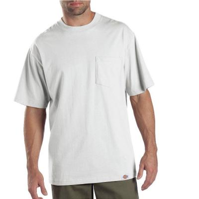 Dickies Large Pocket T-Shirts White (2-Pack) 1144624WHL at The ...