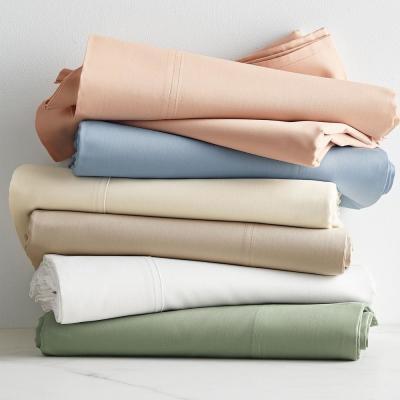 300-Thread Count Bamboo Cotton Sateen Sheet Set