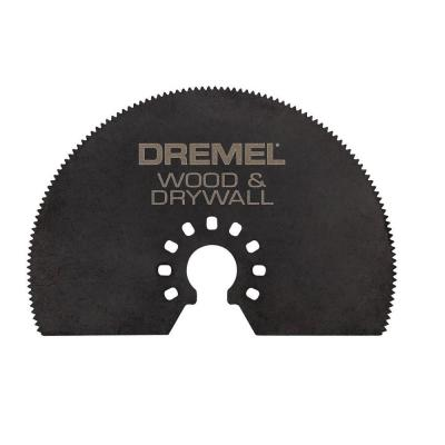 Dremel 3 in. Multi-Max Wood and Drywall Saw Blade