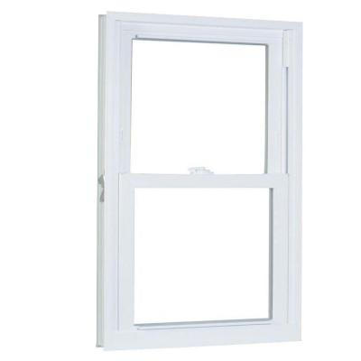 70 Series Double Hung Buck PRO White Vinyl Window Product Photo
