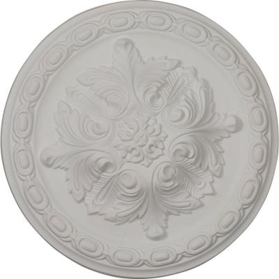 11-3/8 in. Acanthus Ceiling Medallion