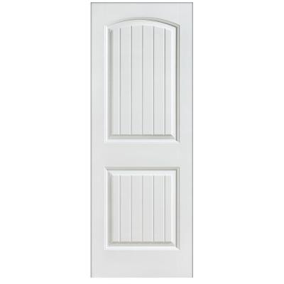 Masonite 36 in x 80 in cheyenne 2 panel primed smooth for 36 inch exterior door home depot