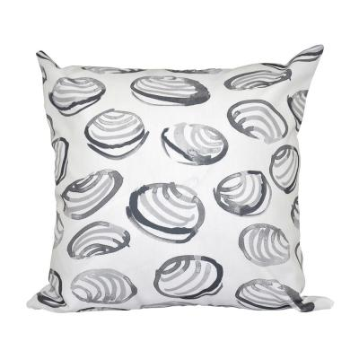 16 x 16-inch,Clams,Decorative Pillow