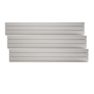 FastTrack Slat Wall Panel Bundle Kit (3-Piece)