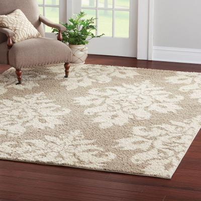 home decorators collection meadow damask neutral 9 ft 6 in x 12 ft