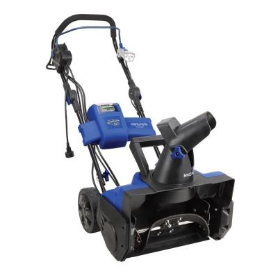 Snow Joe 18 in. 40-Volt Lithium-Ion Hybrid Snow Blower