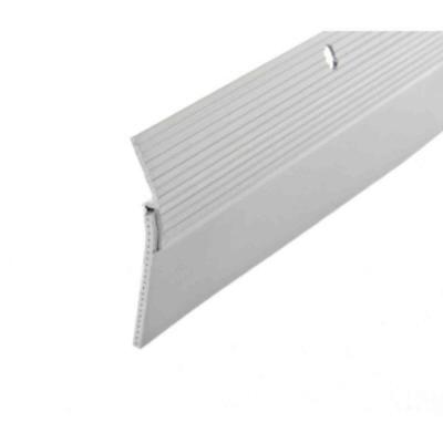 Frost King E/O 1-5/8 in. x 36 in. Aluminum White and Vinyl Door Sweep