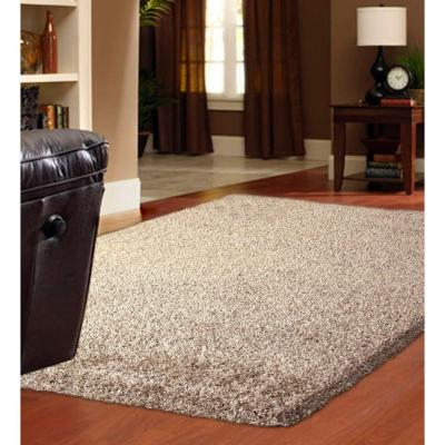 Home Decorators Collection Hanford Shag Light Oak 7 ft. 10 in. x 10 ft. Area Rug
