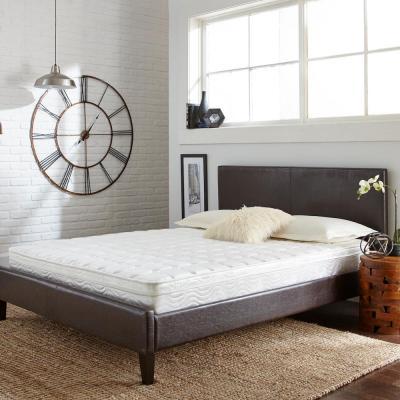 8in. Medium Hybrid Pillow Top Mattress