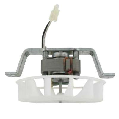 Motor Assembly Replacement Part for 70 CFM Bathroom Fans in White Product Photo