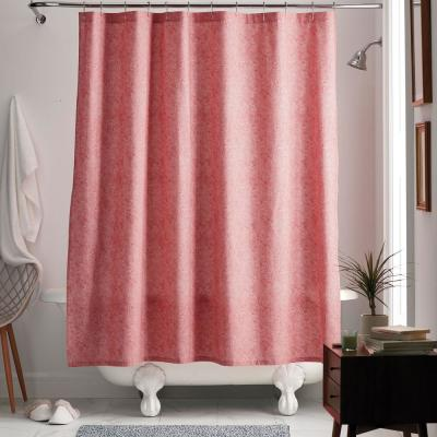 Vintage Wash 72 in. Organic Cotton Percale Shower Curtain