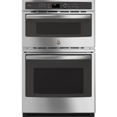 GE Profile 27 in. Built-In Combination Convection Microwave/Convection Wall Oven