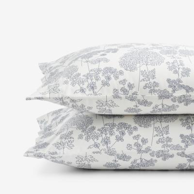 Legends Hotel Hana Cotton and TENCEL Lyocell Sateen Pillowcase (Set of 2)