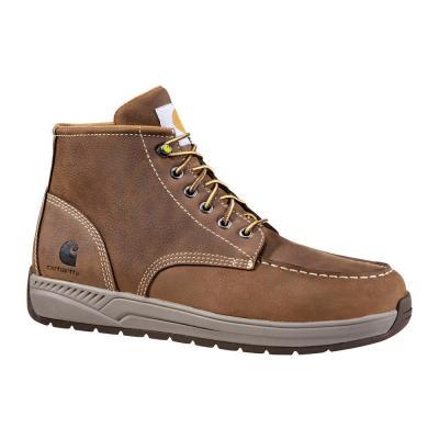 Men's Lightweight Wedge NWP 6'' Work Boots - Soft Toe