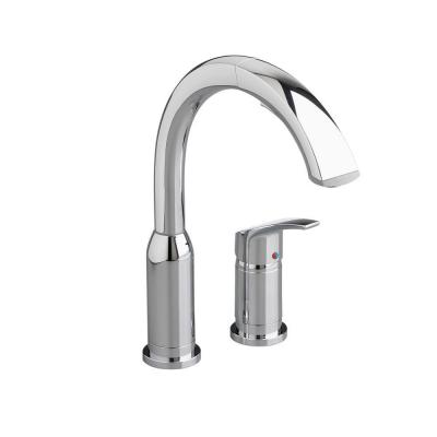 American Standard Arch Single-Handle Pull-Out Sprayer Kitchen Faucet in Polished Chrome