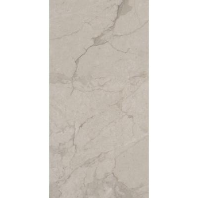 Allure Ultra 12 in. x 23.82 in. Carrara White Resilient Vinyl Tile Flooring (19.8 sq. ft. / case) Product Photo