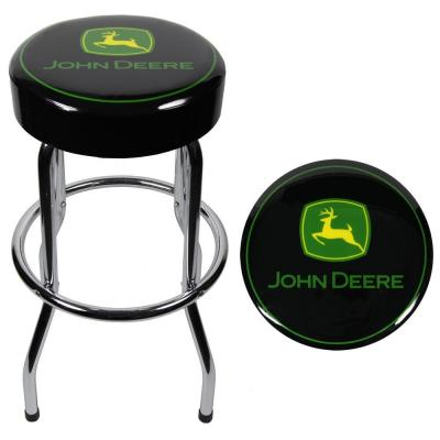 John Deere Garage Stool