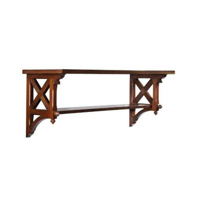 14.25 in. W Large Sequoia Country Double Shelf Product Photo
