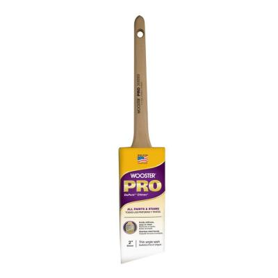 Wooster Pro 2 in. Chinex Thin Angle Sash Brush