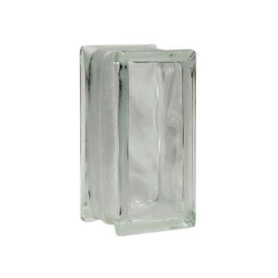 Pittsburgh Corning Decora 7-3/4 in. x 3-3/4 in. x 3-1/8 in. Thinline Glass Block (16-Pack)