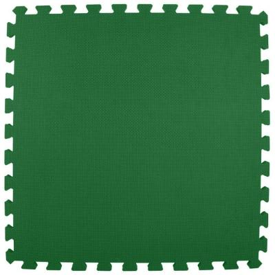 Premium Forest Green 24 in. x 24 in. x 5/8 in.