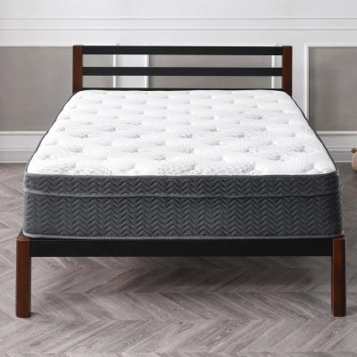 Belmont Hybrid Latex and Innerspring 12-Inch Mattress, Multiple Sizes