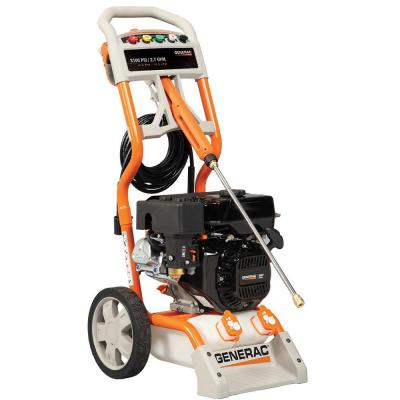 Generac 3100-PSI 2.7-GPM OHV Engine Axial Cam Pump Gas Powered Pressure Washer - California Compliant-DISCONTINUED