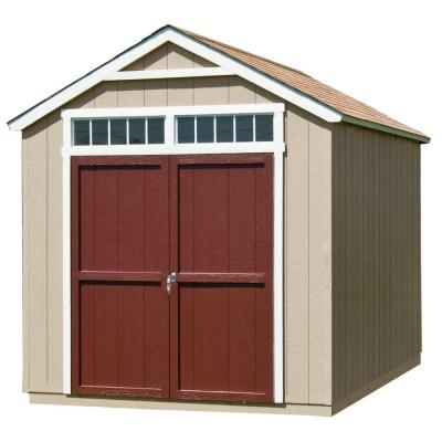 8 x 8 wood shed plans kits