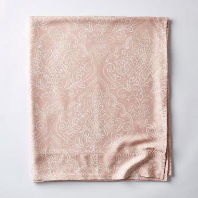Grand Paisley 300-Thread Count TENCEL™ Lyocell Sateen Flat Sheet