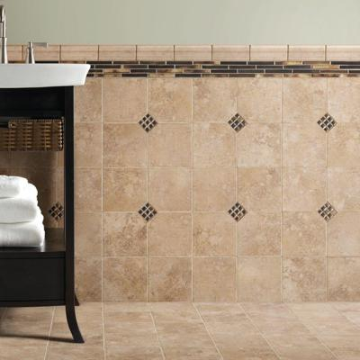 Daltile Santa Barbara Pacific Sand 18 in. x 18 in. Ceramic Floor and Wall Tile (18 sq. ft. / case)