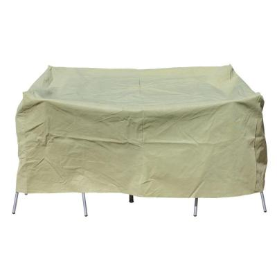 DryTech Small Square Khaki Patio Table With Chair Cover DISCONTINUED STS06464