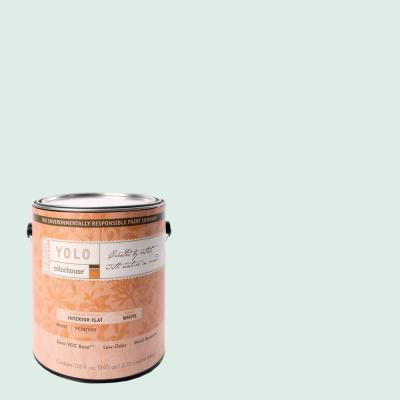 YOLO Colorhouse 1-gal. Bisque .04 Flat Interior Paint-DISCONTINUED