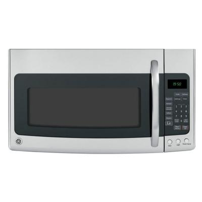 GE Spacemaker 1.9 cu. ft. Over-the-Range Microwave in Stainless Steel-DISCONTINUED