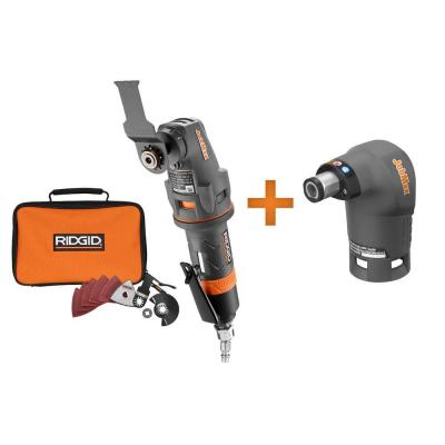 RIDGID Pneumatic JobMax Multi-Tool Kit with Free Autohammer Attachment