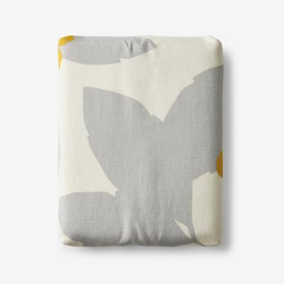 Legends Hotel™ Floral Relaxed Linen Fitted Sheet