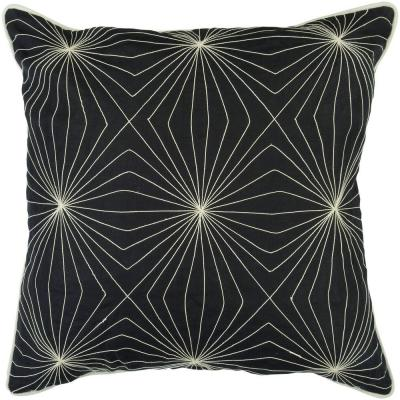 Artistic Weavers GeometricA 18 in. x 18 in. Decorative Pillow-DISCONTINUED