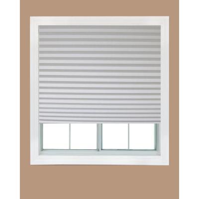 Fabric White Light Blocking Window Shade (4-Pack)
