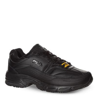 Women's Memory Workshift Slip Resistant Athletic Shoes - Soft Toe