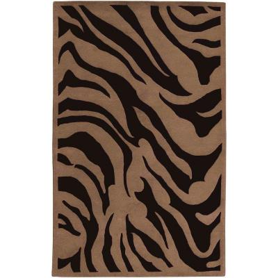 Stanton Brown 8 ft. x 11 ft. Area Rug-DISCONTINUED