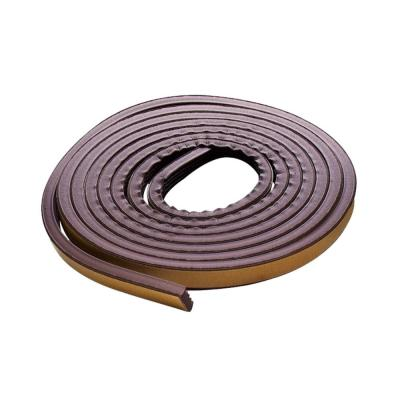 MD Building Products 3/8 in. x 17 ft. All-Climate P-Strip Weather Stripping