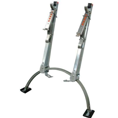 Qualcraft Basemate Ladder Leveler 2475 The Home Depot