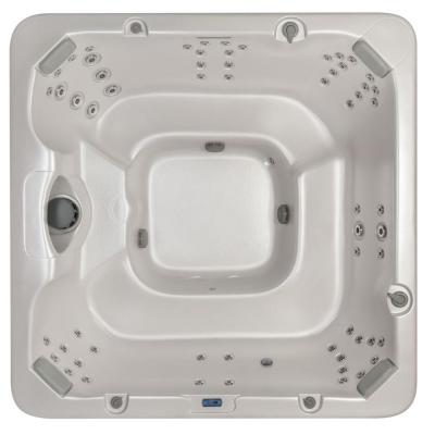 Summit Hot Tubs Panoroma 8-Person 60-Jet with Open Seating-DISCONTINUED