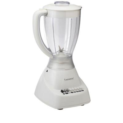 continental electric 14 speed plastic blender ce22131 the home depot. Black Bedroom Furniture Sets. Home Design Ideas