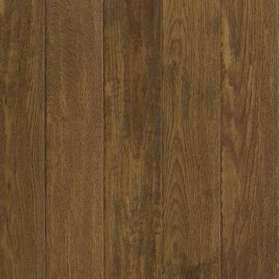 American Vintage Tawny Oak 3/4 in. Thick x 5 in. Wide x Varied Length Solid Scraped Hardwood Flooring(23.5sq.ft./case) Product Photo