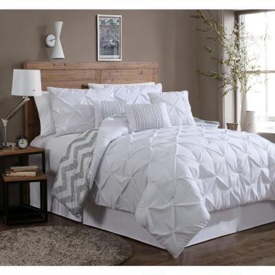 Ella Pinch King Reversible Comforter