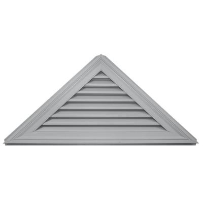 11/12 Triangle Gable Vent #030 Paintable Product Photo