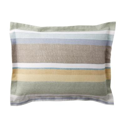 Branford Stripe Linen Sham